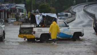 Foto: Debido a las intensas lluvias en los últimos días en municipios de Veracruz se registraron inundaciones, 9 noviembre 2019