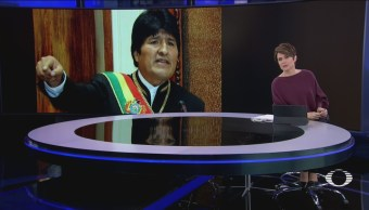 FOTO: Lo bueno y lo malo de Evo Morales, 11 noviembre 2019