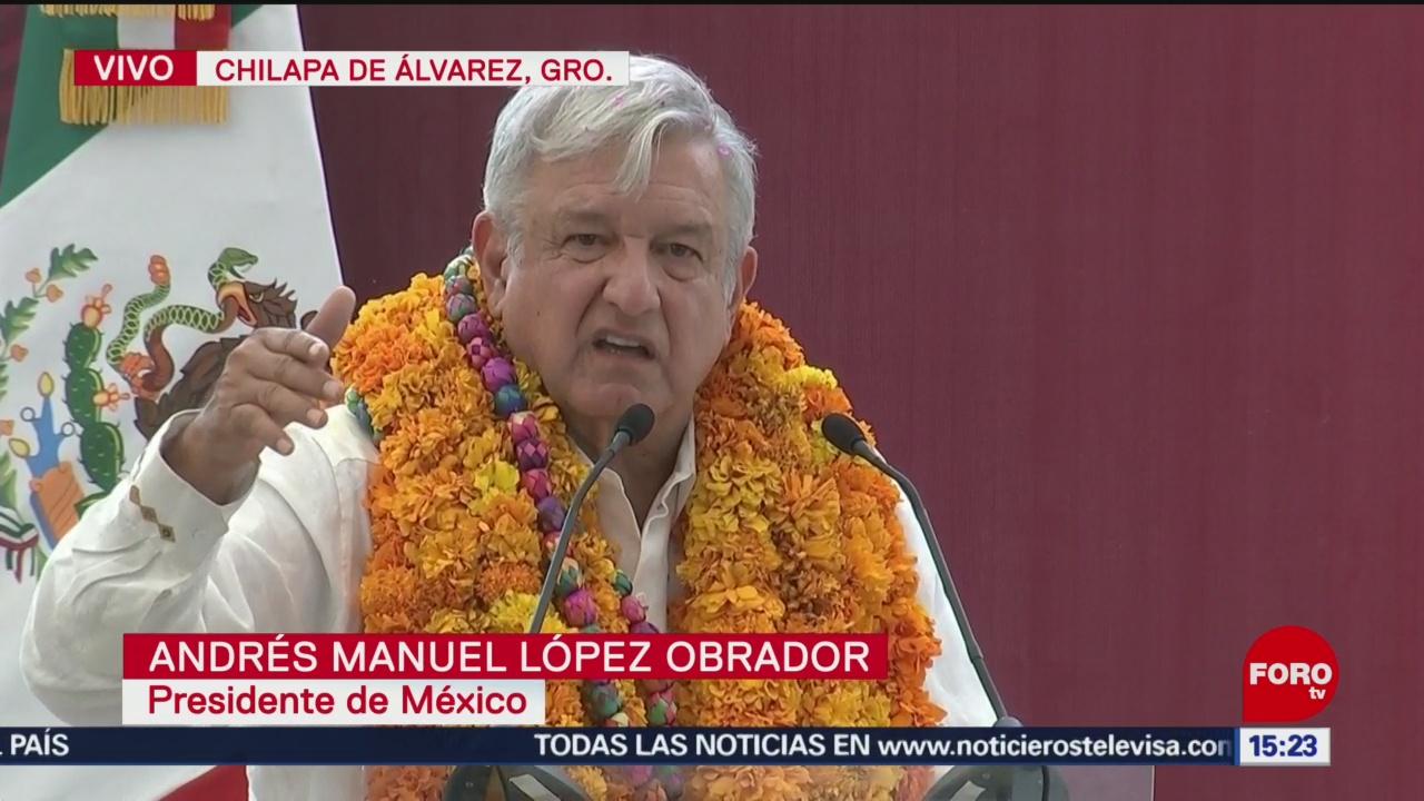 FOTO: López Obrador Asegura Que Democracia No Es Asunto Un Solo Hombre