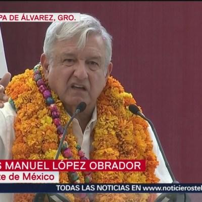 López Obrador asegura que la democracia no es asunto de un solo hombre
