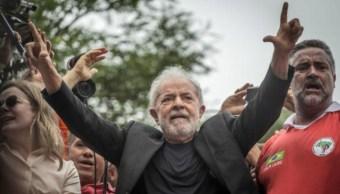 Imagen: El exmandatario brasileño señaló que ahora que está de vuelta tiene más coraje para luchar contra la ultraderecha que cuando se fue del poder