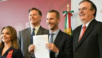 El gobierno de México avanza en la cooperación para el desarrollo con Estados Unidos.