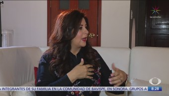 Martha Carrillo presenta su libro 'Imperfectamente Feliz'