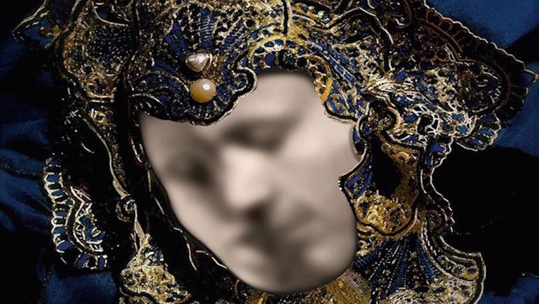 Foto Qué observas al mirar la imagen de esta 'máscara veneciana' 28 noviembre 2019