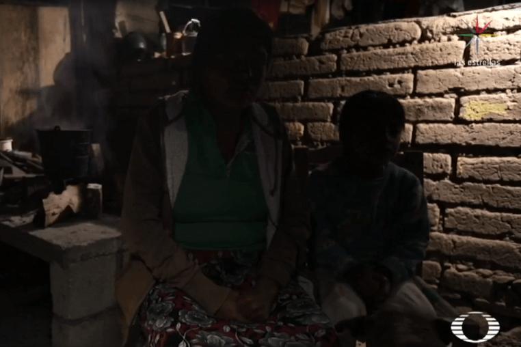 FOTO Matrimonio forzado e infantil, todavía se permite la venta de mujeres en Metlatónoc, Guerrero (Noticieros Televisa)