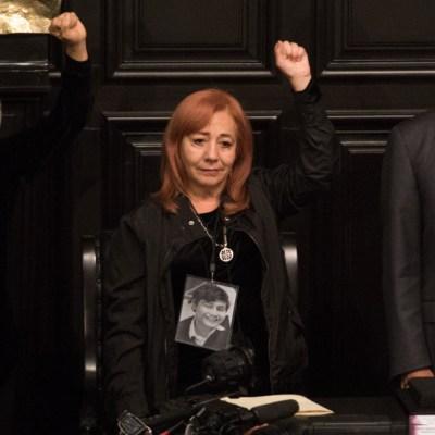Senado elige a Rosario Piedra Ibarra como presidenta de la CNDH
