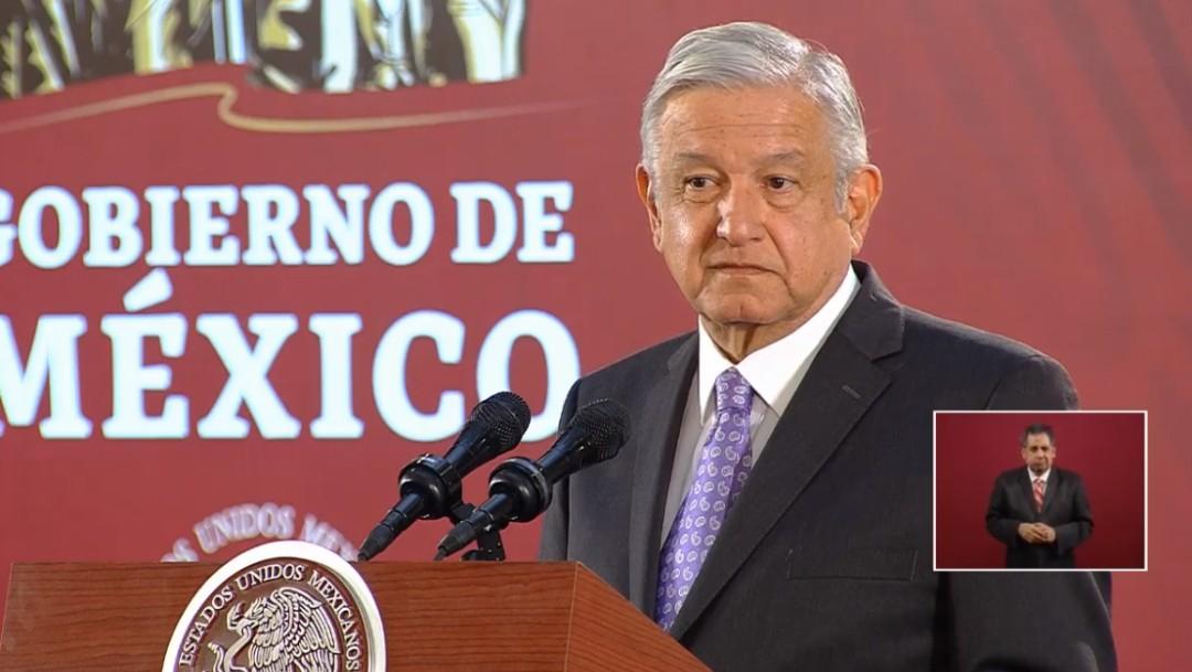 Foto: Autores de ciberataque a Pemex no lograron nada, dice AMLO