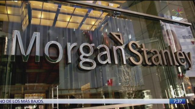 Morgan Stanley lanza advertencia a quienes analizan invertir en México