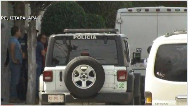 Foto: Mueren tres miembros de familia por inhalación de gas, 9 de noviembre de 2019 (Noticieros Televisa)
