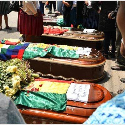 Fallecen cuatro personas más tras estallido social en Bolivia; van 23