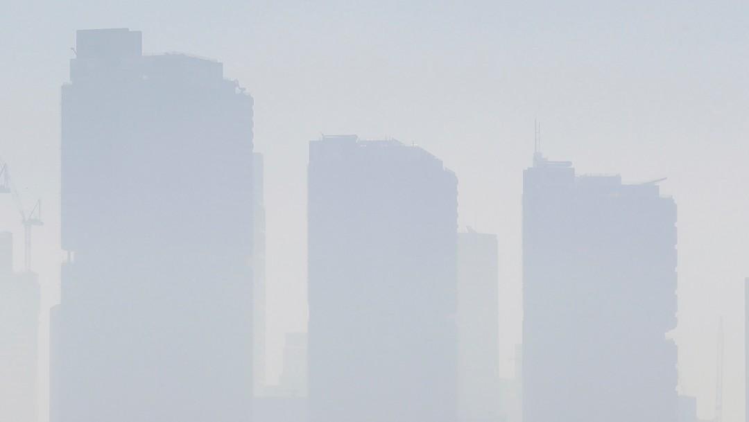 Foto: Neblina cubre Sydney debido a incendios; hay unos 60 afectados