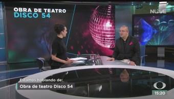 FOTO: Nicolás Alvarado Habla Disco 54