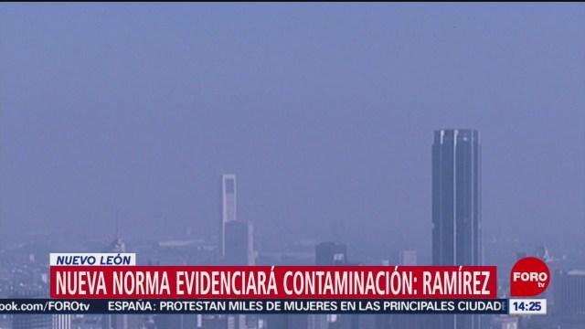 Foto: Nueva Norma Evidenciará Contaminación Nuevo León