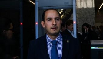 Marko Cortés, presidente nacional del Partido Acción Nacional