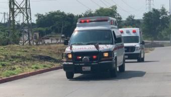 FOTO Se registra nueva riña penal de Atlacholoaya, hay 2 muertos (Twitter Veronica Bacaz)