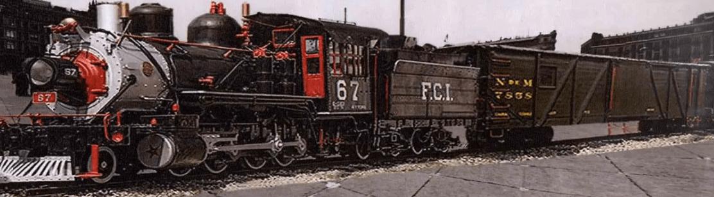 FOTO 'Petra', locomotora que será expuesta en aniversario de la Revolución Mexicana en la CDMX (YouTube)