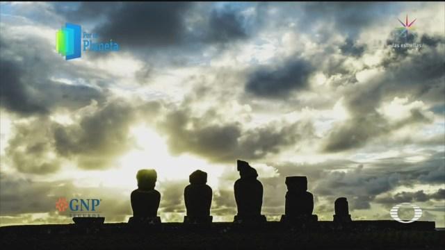 Foto: Por el Planeta Los 900 'moai' Isla Pascua 25 Noviembre 2019