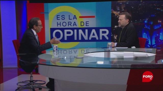 Foto: Economía Mexicana Estancada CCE 26 Noviembre 2019