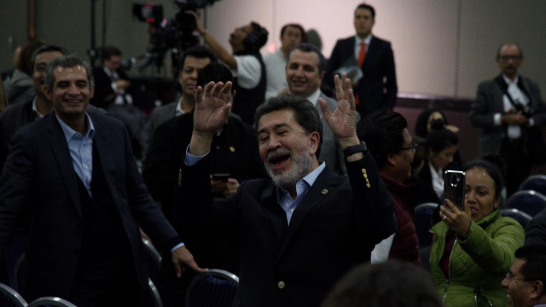 FOTO Presupuesto de Egresos 2020, aprobado en lo general y en lo particular (Cuartoscuro/Mario Jasso)
