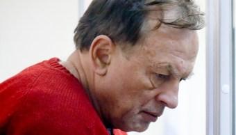 Foto: Prisión preventiva para historiador ruso que descuartizó a exalumna, 11 de noviembre de 2019