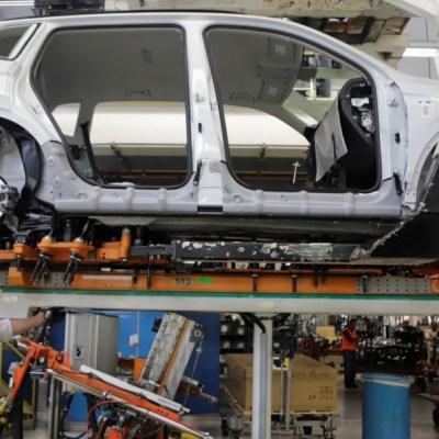 Producción y exportación de autos México se desploman en octubre