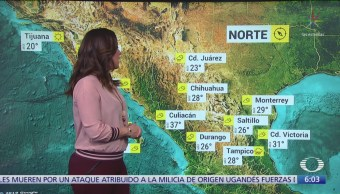 Pronostican lluvias intensas en Puebla, Veracruz y Oaxaca