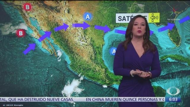 Foto: Pronostican lluvias muy fuertes Sonora Chihuahua Durango Sinaloa