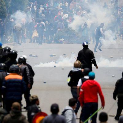 OEA convoca a reunión este martes para tratar la crisis en Bolivia