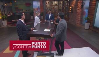 Foto: Punto Contrapunto Genaro Lozano Programa Completo 20 Noviembre 2019