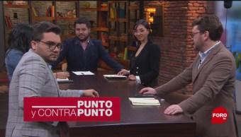Foto: Punto Contrapunto Genaro Lozano Programa Completo 6 Noviembre 2019