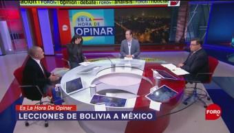FOTO:¿Qué efectos tiene para México el asilo de Evo Morales?, 14 noviembre 2019