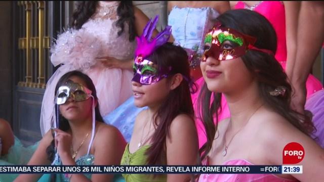 Foto: Quinceañeras Festejan Penal Santa Martha Acatitla Video 27 Noviembre 2019