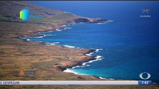 Rapa Nui, una isla remota en el Pacífico
