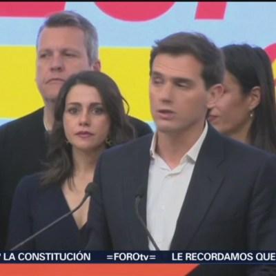 Realizan segundas elecciones en un año en España