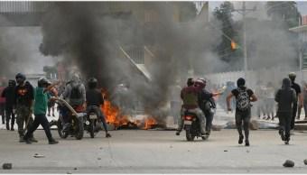 Imagen: Los hechos violentos registrados en Bolivia provocaron la renuncia de ministro, 10 de noviembre de 2019 (EFE)