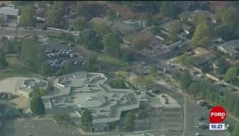 Reportan tiroteo en Los Ángeles, California