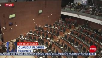Ricardo Monreal anuncia nueva votación para elegir a titular de CNDH