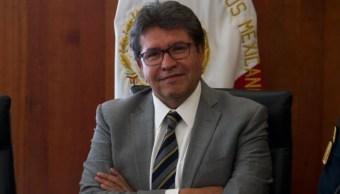 Foto: El coordinador de los senadores de Morena, Ricardo Monreal, el 19 de noviembre de 2019 (Cuartoscuro, archivo)