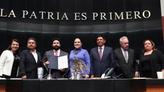 Rogelio Hernández Cazares, nuevo presidente de la CNH
