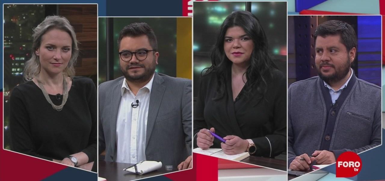 FOTO:Rosario Piedra, titular de la CNDH y asesinato de periodistas, 13 noviembre 2019