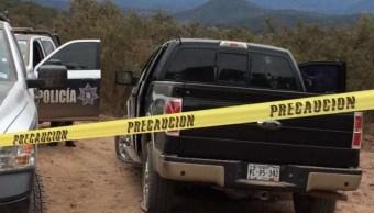 Foto: Ataque armado en Sahuaripa, Sonora deja un muerto y un herido, 7 de noviembre de 2019 (expreso.com.mx)