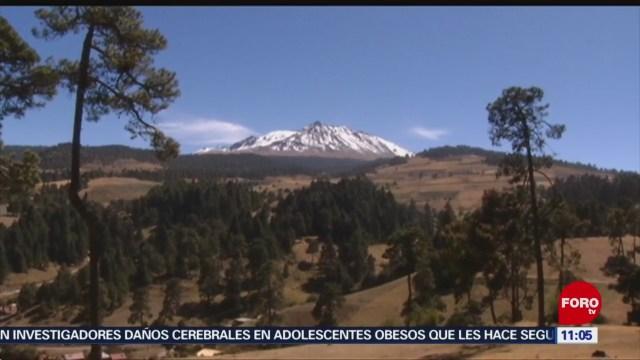 Secuestran a turista francés y actor mexicano en Nevado de Toluca