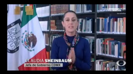 Foto: Sheinbaum Decreta Alerta Género Cdmx Hoy 21 Noviembre 2019