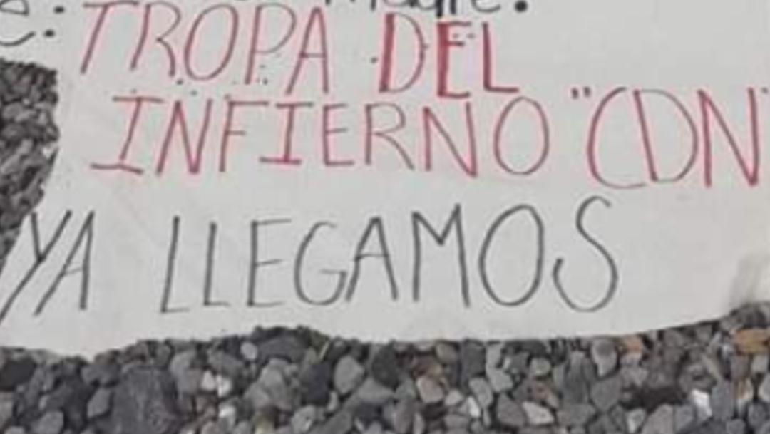 Imagen: El estado de Tamaulipas es conocido a nivel nacional por ser uno de los más peligrosos debido a que en él operan varias organizaciones delictivas, 9 de noviembre de 2019 (Twitter@SDRTamaulipas_)