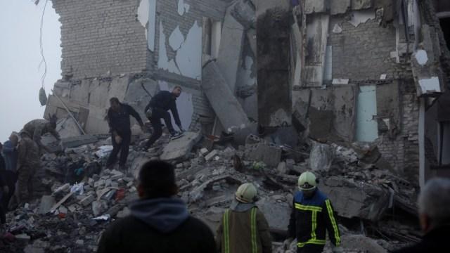 Sismo de magnitud 6.4 sacude Albania