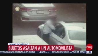 Foto: Video Asalto Automovilista Centro Cdmx Hoy 20 Noviembre 2019