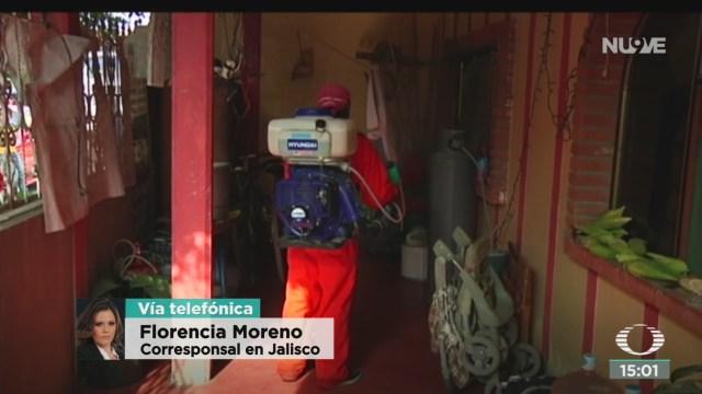 FOTO: Suman 25 casos de muerte por dengue en Jalisco, 28 noviembre 2019