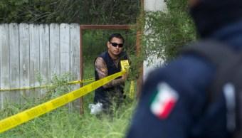 Imagen: La Fiscalía de Nuevo León informó también que hay un hombre detenido, quien presuntamente está relacionado con estos hechos, 2 de noviembre de 2019 (Gabriela Pérez Montiel /Cuartoscuro.com)
