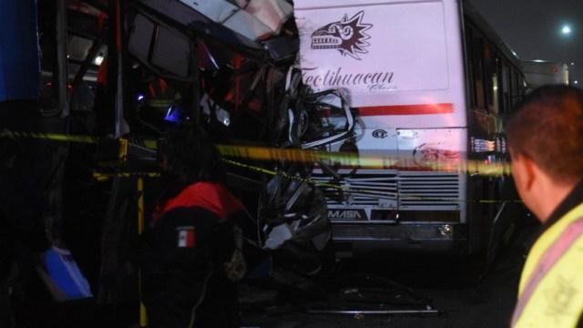 Testigos narran cómo ocurrió choque en la México-Pachuca