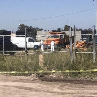 Identifican seis cuerpos en fosa de Tlajomulco, Jalisco